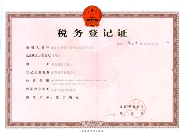 税务登记证01
